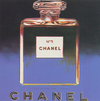 Chanel, by Andy Warhol